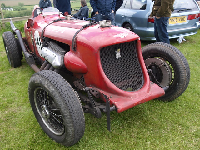 Bentley Napier 24ltr. Monster - 1929