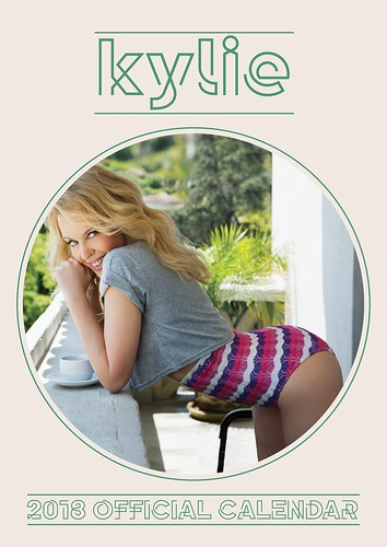 Kylie - 2018 Official Calendar