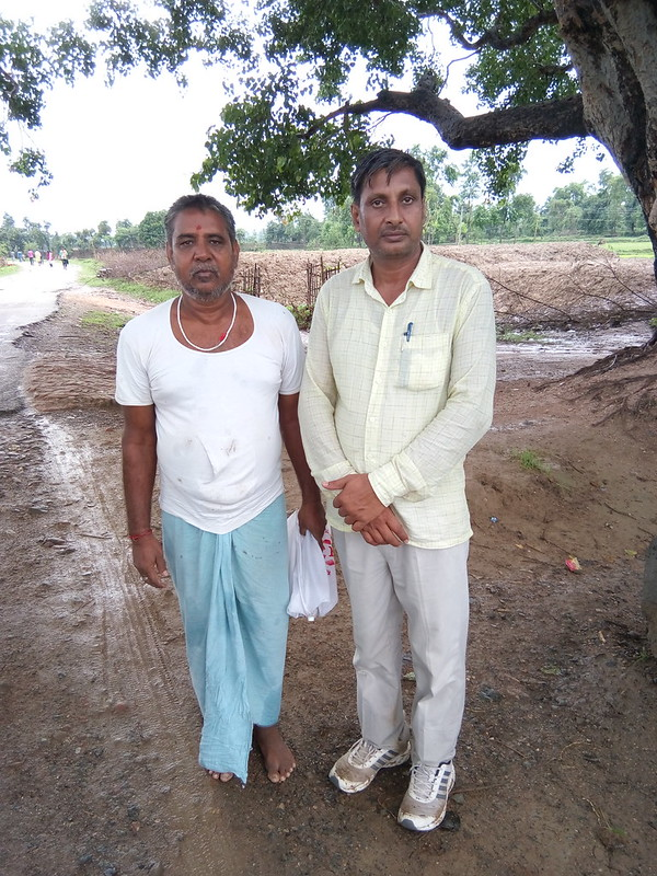 Ramrekha Canal Buda Budi Dam - Local Leadership