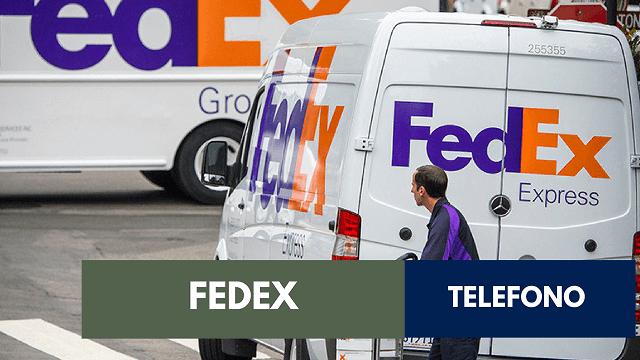 llmar a Fedex al 01 800