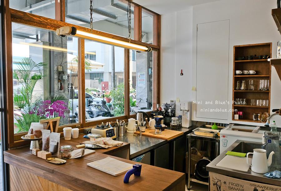 台中素食Enrich restauran咖啡04