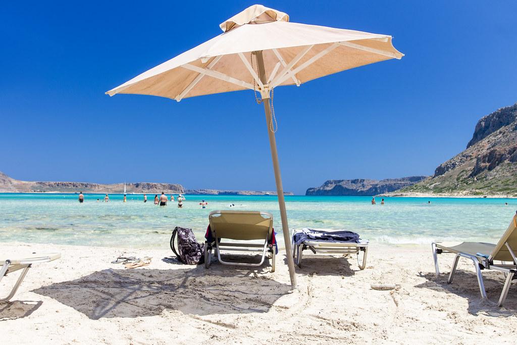 Balos Beach - Crete, Greece