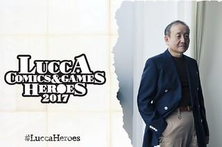 #LuccaCG2017 Kazuhide Tomonaga