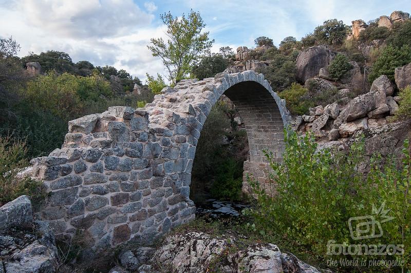Puente de Alcanzorla, Galapagar