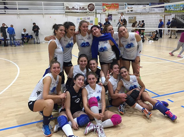 DOPPIO 3-0 PER LA NEW VOLLEY