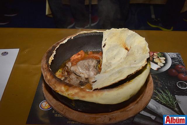 6. Alanya Belediyesi ve Altın Kepçe Uluslararası Yemek Yarışması başladı-10