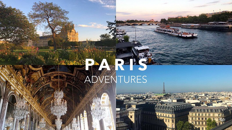 Paris adventures