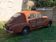 Peugeot 203 - Photo of Mauran