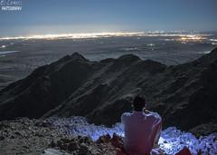Estando en el Centinela de noche Se siente como si la Montaña te abrazara.. sin sonidos, sin el bullicio de la vida diaria, en paz total..<3 Foto:El Lemus