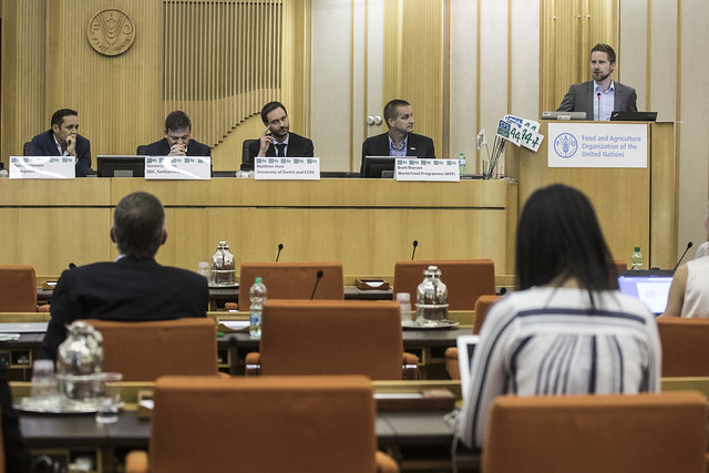 Side Event - 79 - How reducing post-harvest losses can advance the 2030 Agenda for Sustainable Development