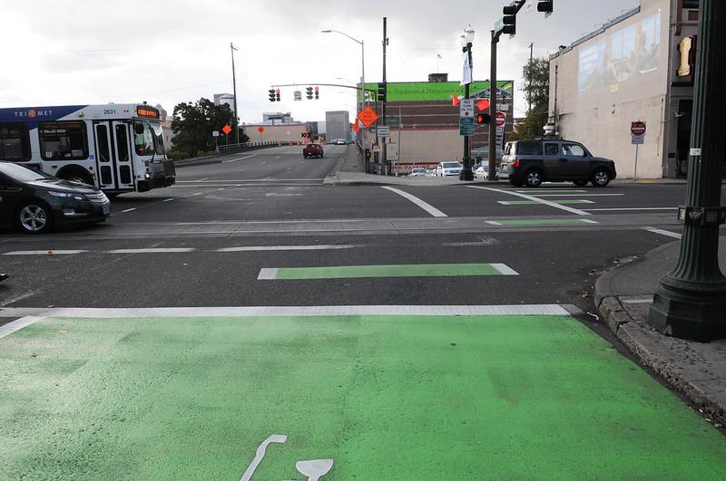 New bikeway on SE Morrison-58.jpg