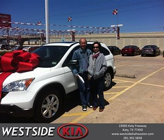 #HappyBirthday to Lan  from Jerry Moore at Westside Kia!