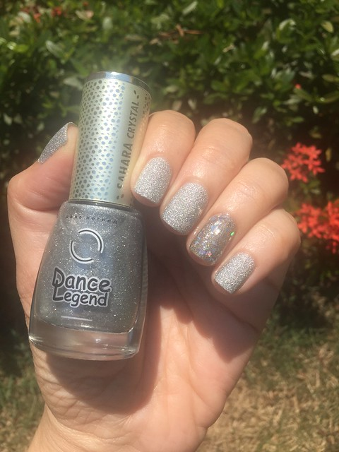 Argentum - Dance Legend + 667 - Catherine Arley + Diamond Drops - Color Club