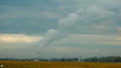 le panache EDF de Belleville sur Loire - Photo of Saint-Loup