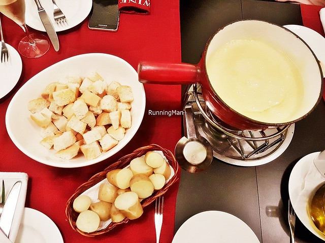 Cheese Fondue La Fribourgeoise Set