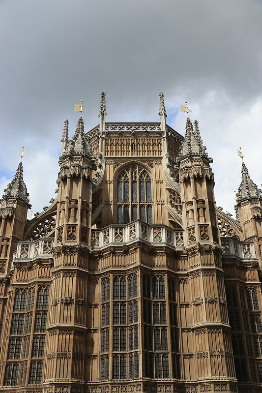 Houses of Parliament detail