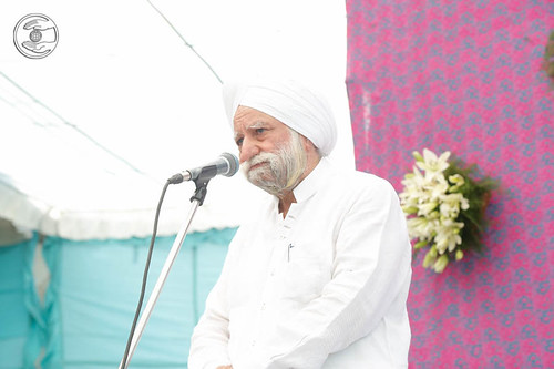 Harcharan Singh from Tagore Garden, Delhi, expresses his views