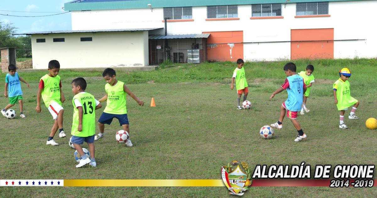 Este sábado se juega primera fecha del Infantojuvenil zona norte de Manabí copa Dr. Deyton Alcívar