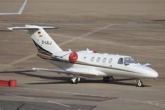 D-IJLJ Citation CJ1+ BHX 14Oct 2017