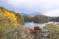 Autumn colours at Goshikinuma