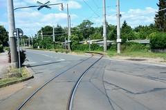 Leipzig 2017 – Crossing the Hallesche Straße