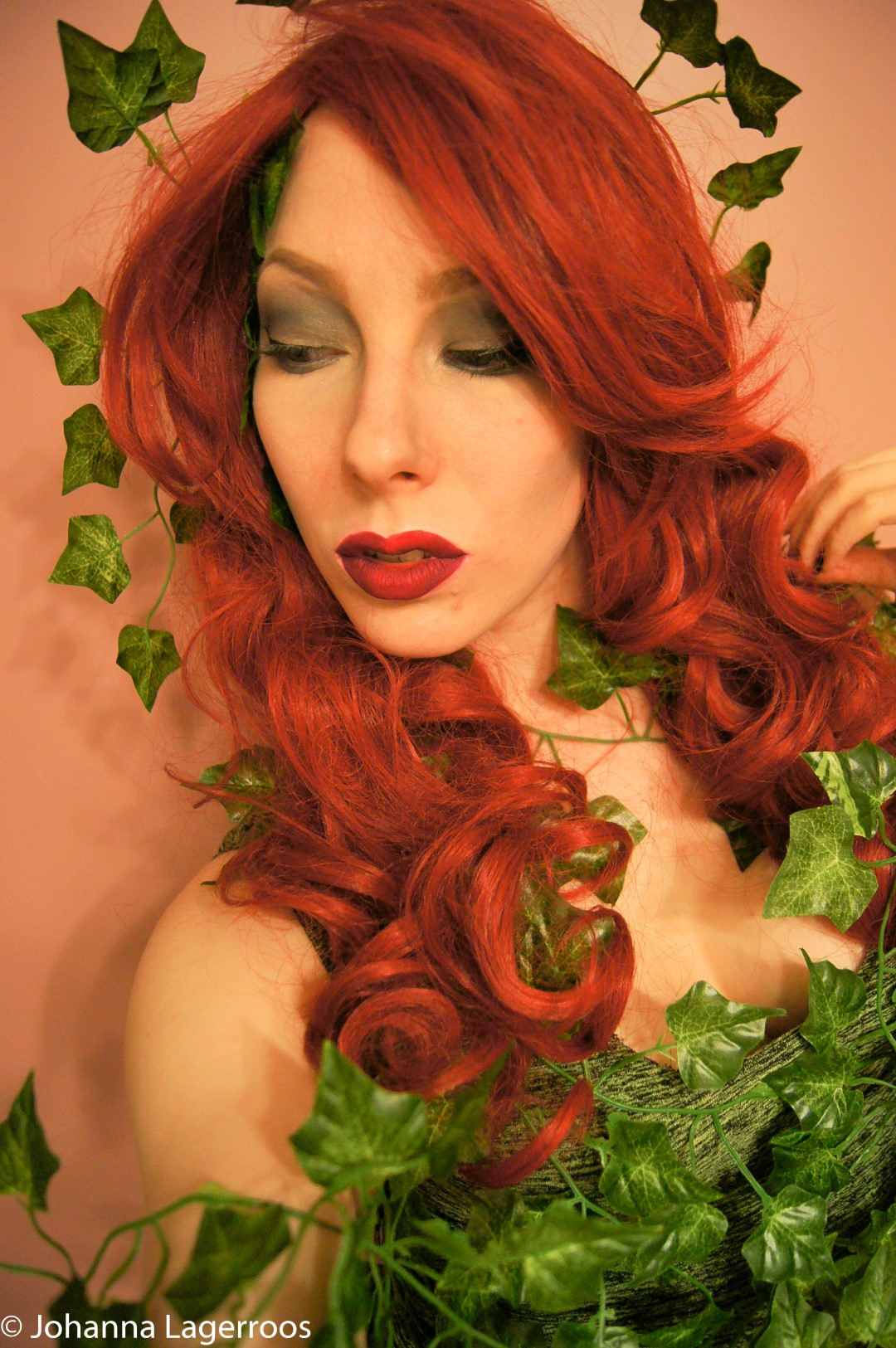 poison ivy halloween look poison ivy halloween makeup