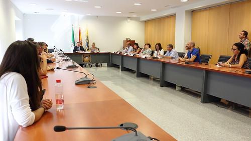 Once nuevas asociaciones del tercer sector se suman al programa de voluntariado de la UPO