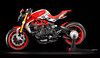 miniature MV-Agusta 800 DRAGSTER RC 2018 - 1