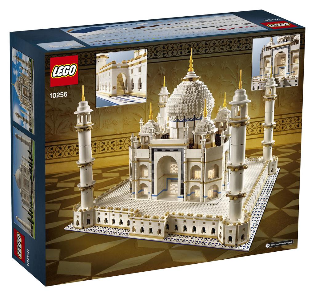 LEGO Creator Expert 10256 - Taj Mahal