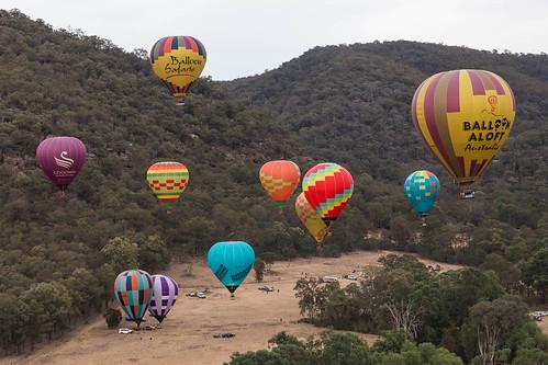 Hunter Valley Balloon Fiesta 22
