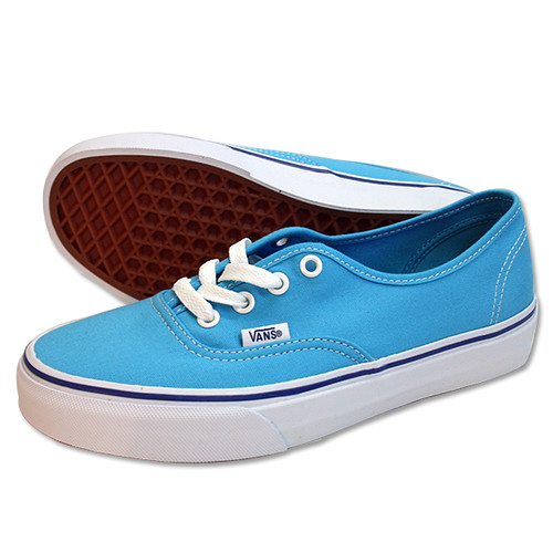 VANS Authentic CyanBlue23.5cmQ&U