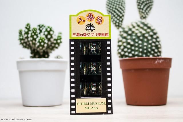 Ghibli Museum Ticket