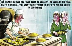 Holes in Doughnuts