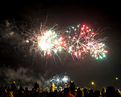 Blackheath fireworks 2017