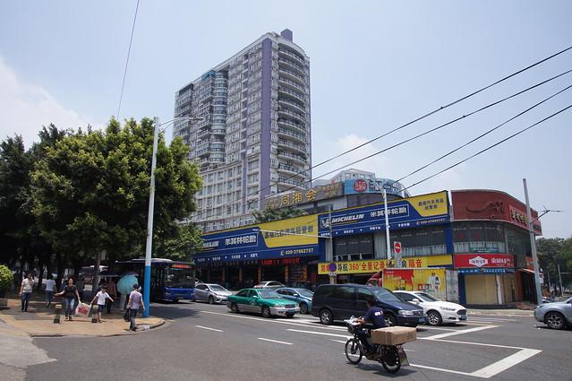永福路, Sony SLT-A55V, Tamron 16-300mm F3.5-6.3 Di II PZD