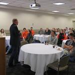 Corey Hirsch talks (Oct 4,2017)