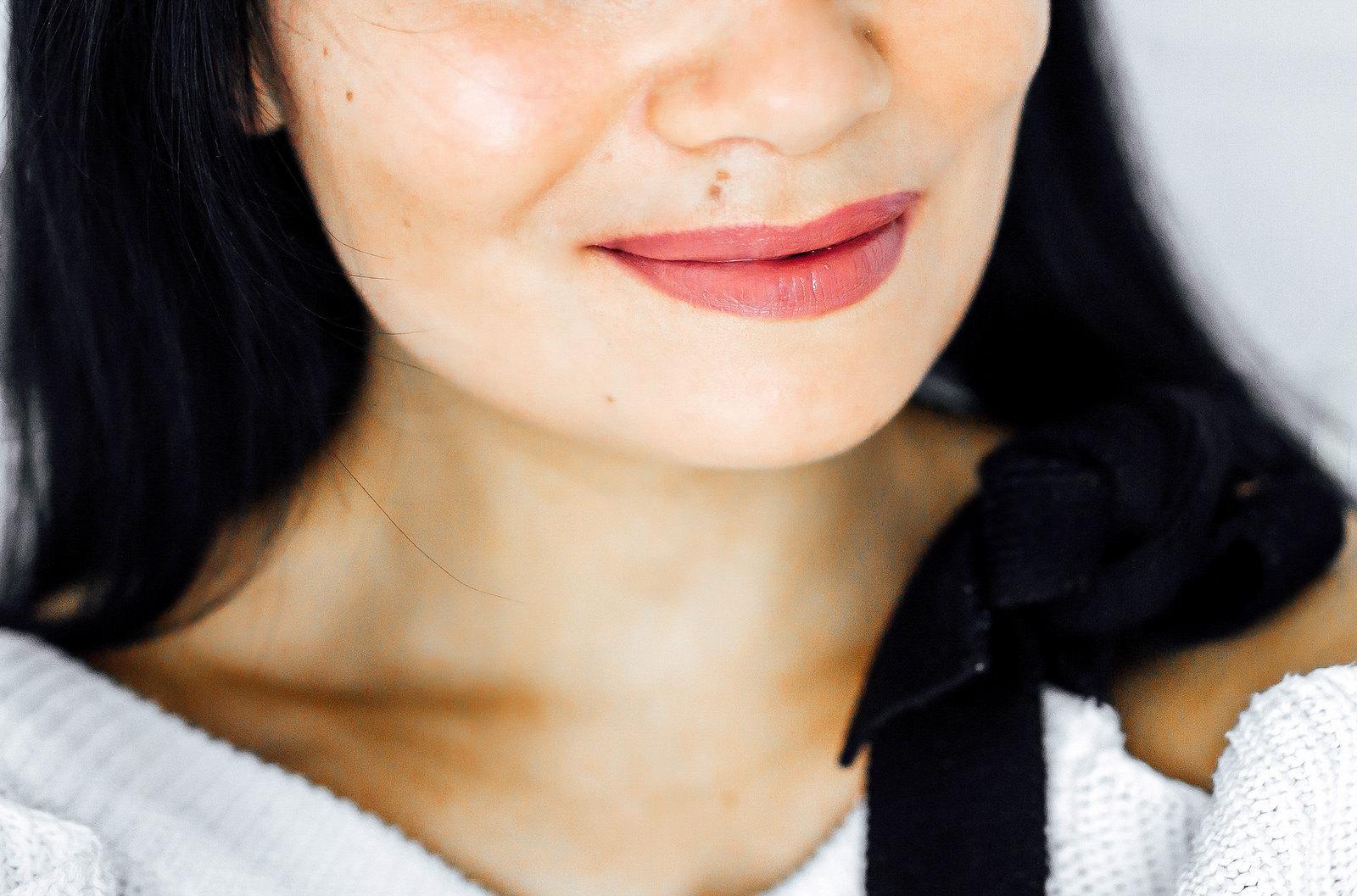 huulipuna tutoriaali