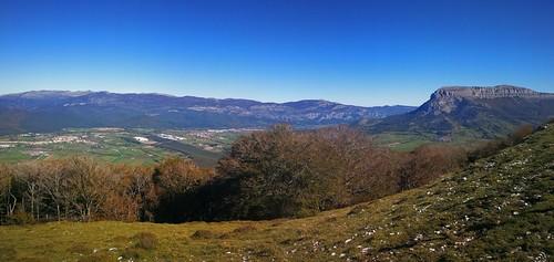 Subida al Andia-Urbasa