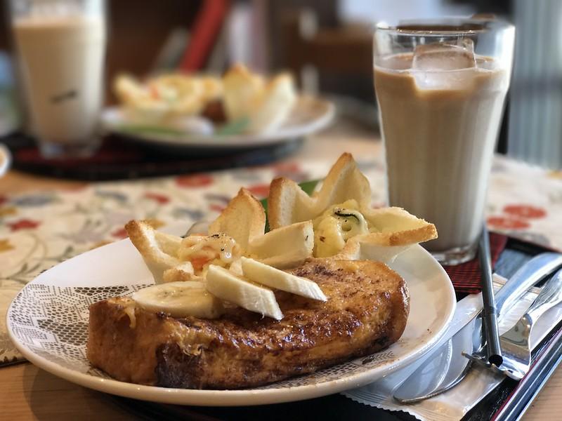 Breakfast in Oyatsu