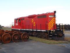 Pennsylvania and Southern GP10
