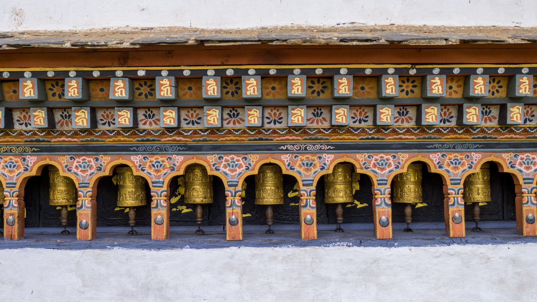 Chimi Lhakhang - Temple bouddhiste