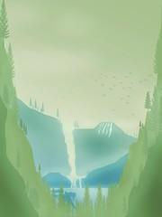 Flat Landscape (Connor Wilkinson)