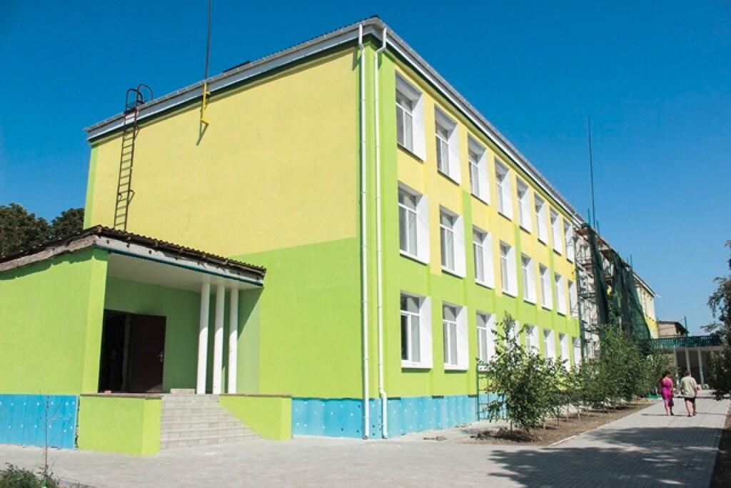школа Юрьевка