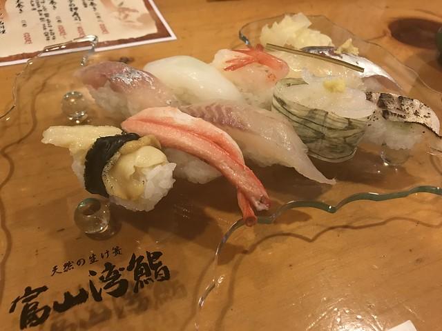 Toyama-gulf Sushi