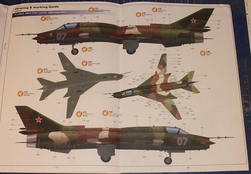 Sukhoi Su-17M3/M4 Fitter K, Kitty Hawk, 1/48 37640170962_5286b9b631