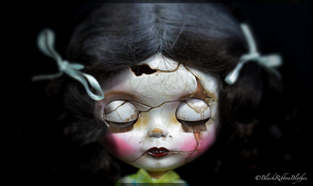 9804ba43adfebc ... My Latest Custom Blythe Doll
