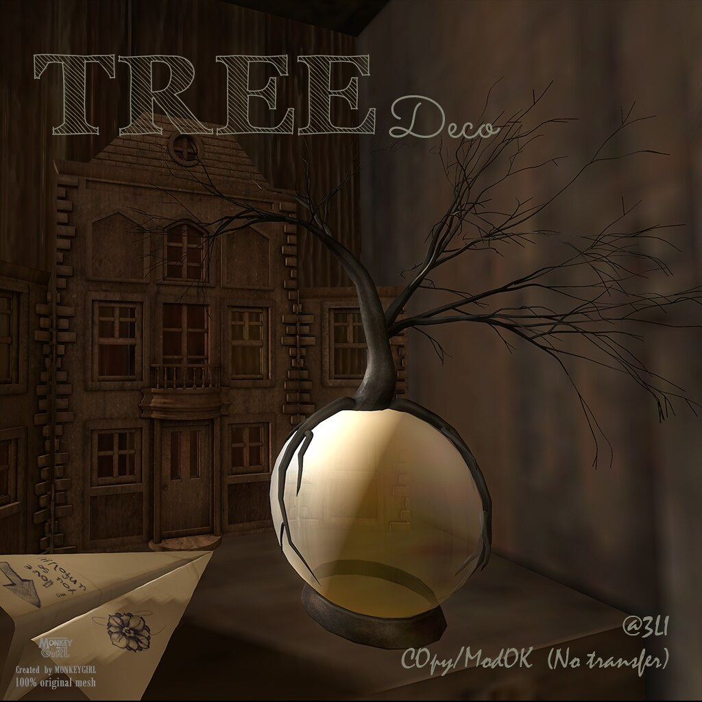 [MG]TREE Deco