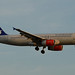 Scandinavian Airlines (SAS) Airbus A320-232 OY-KAL