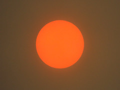 The sun over Crewe