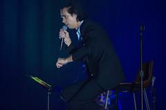 Nick Cave & The Bad Seeds. Oslo Spektrum. 16.10.2017